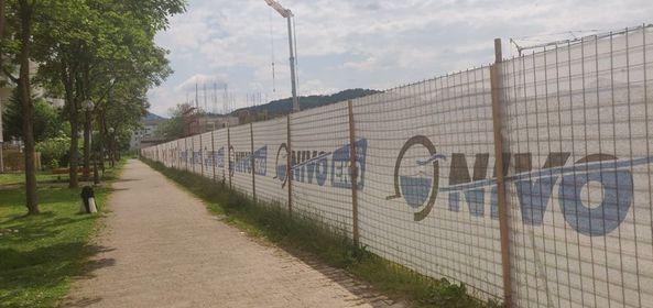 Gradbene mreze za ograje